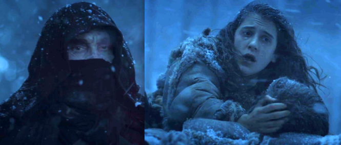 meera's reaction to Benjen was basically mine too